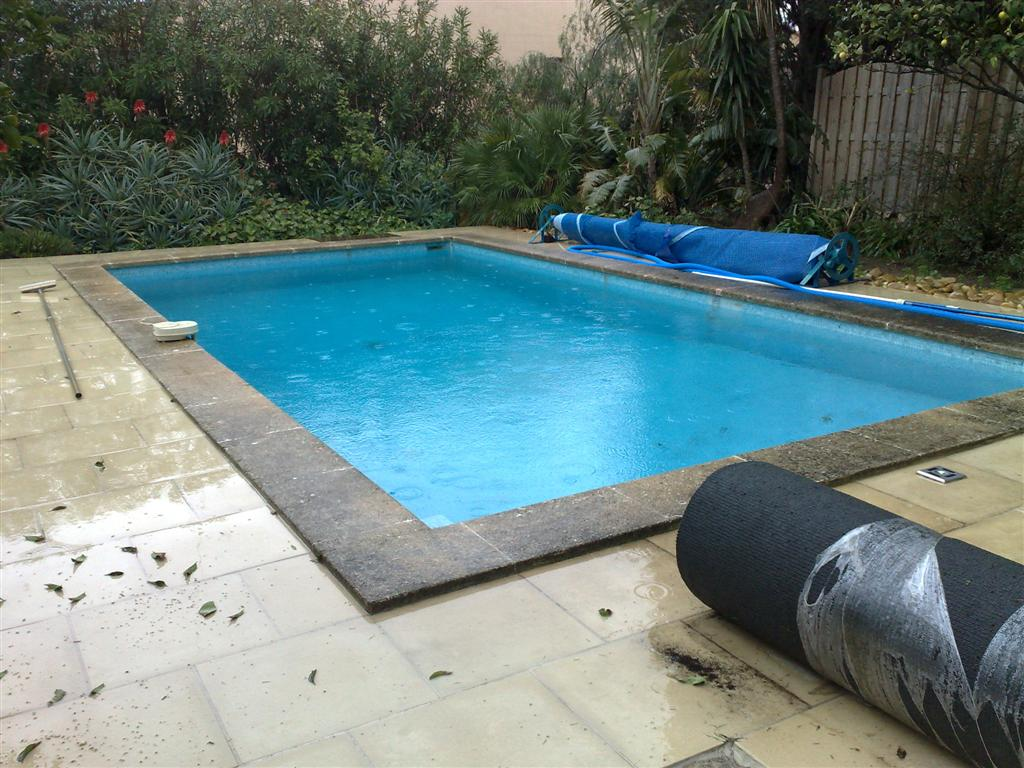 Transformations sur piscines avec polyester arm exemples 1 for Transformation piscine